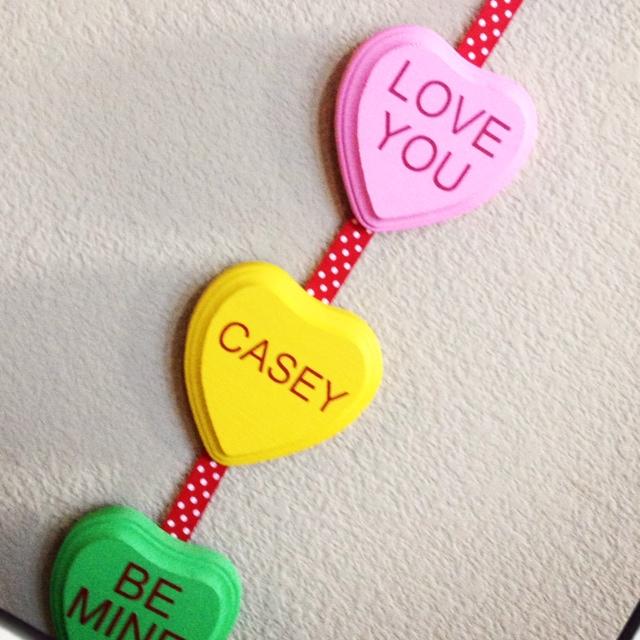 Candy Hearts Gotta Make That